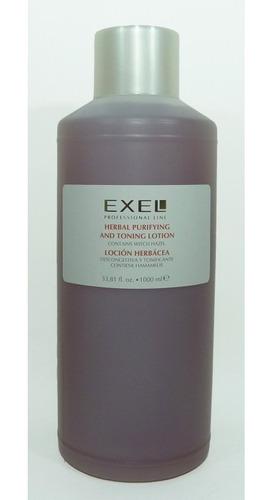 locion herbacea hamamelis 1000ml exel