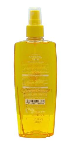 loción manzanilla aclarante 250 ml da reflejos al cabello gr