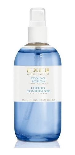 locion tonificante colageno 250ml exel