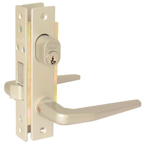 Lock cerradura para puerta de aluminio residencial for Cerraduras para puertas de aluminio