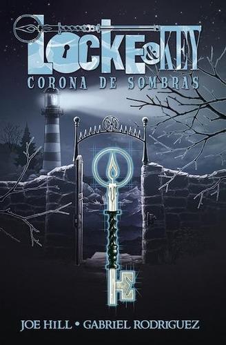 locke & key - pack 6+1 tomos (saga completa, arcano cuarto)