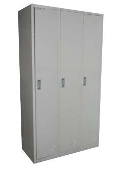 locker 3 puertas, casilleros metálicos