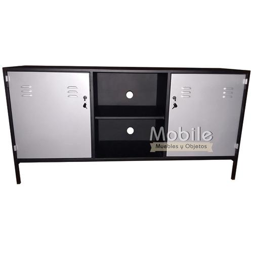 locker metálico 3 hojas con estante, mueble chapa moderno