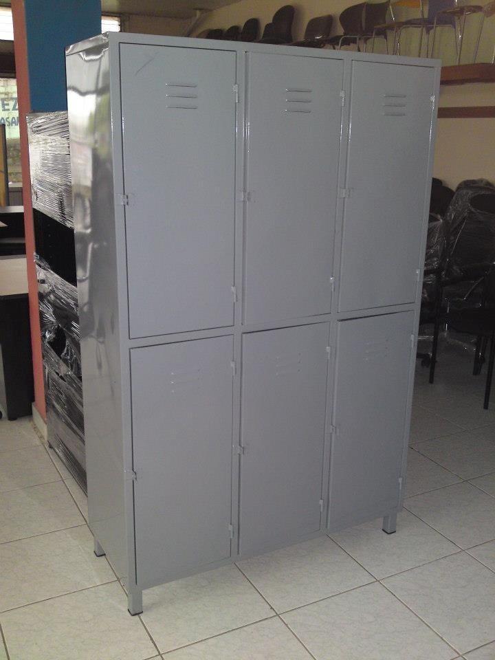 Locker metalicos muebles de oficina muebles de oficina u for Muebles de oficina quito
