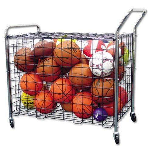 locker portátil para pelotas y balones sport supply único