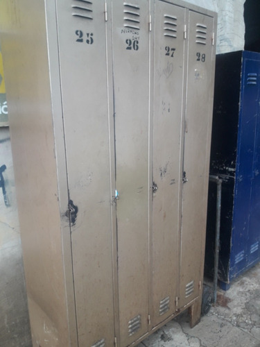 locker usado
