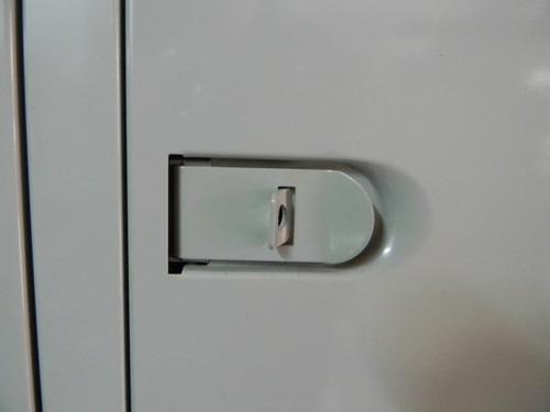 lockers guardarropas de 4 puertas cortas bancos vestuarios