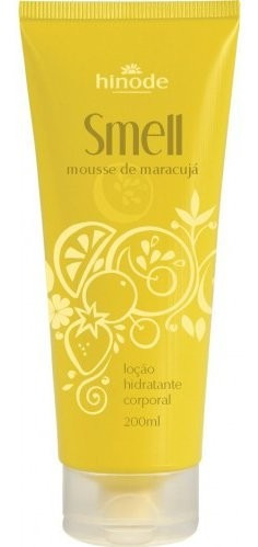 loção hidratante limão / maracuja - hinode 200ml