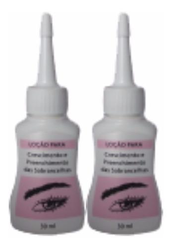 loção para crescimento e preenchimento de sobrancelhas 30 ml