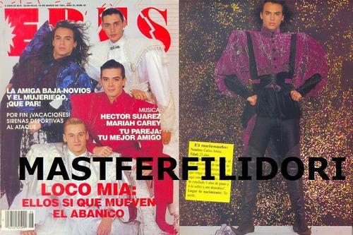 locomia revista eres de marzo 1991 mecano mn4