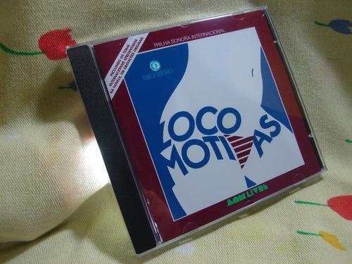 locomotivas trilha internacional novela cd remasterizado