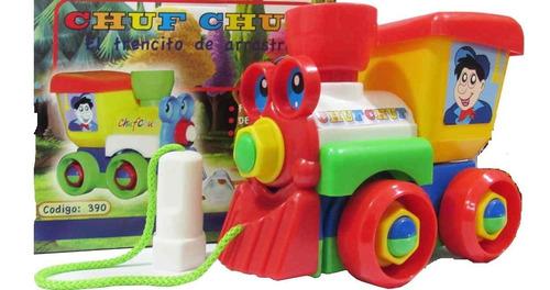 locomotora de arrastre desarmable 390