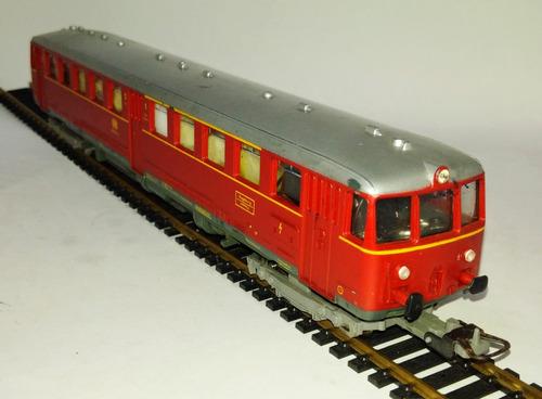 locomotora diesel deutsche bahn - escala 1/87 h0 lima