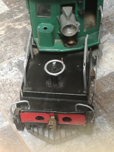 locomotora electrica, maqueta. baldwin - westinghouse.