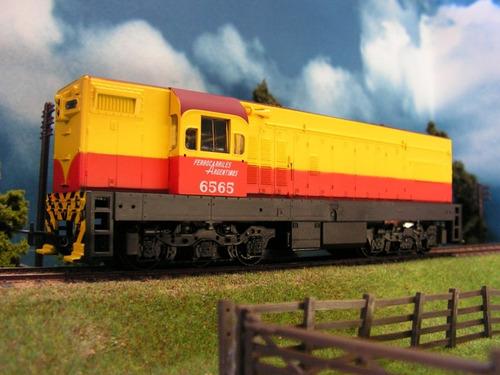 locomotora g12 frateschi ffaa