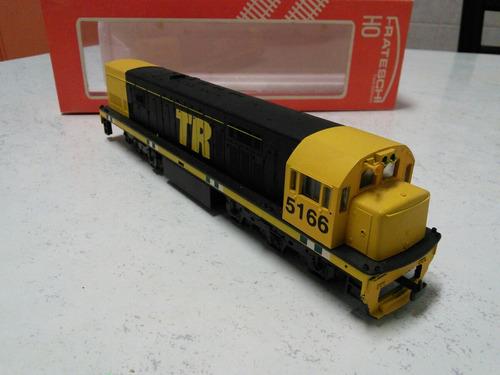 locomotora ho frateschi brasil mod u 20 c. impecable.