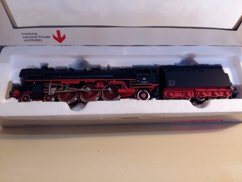 locomotora marklin a vapor br12 3610 digital marklgh
