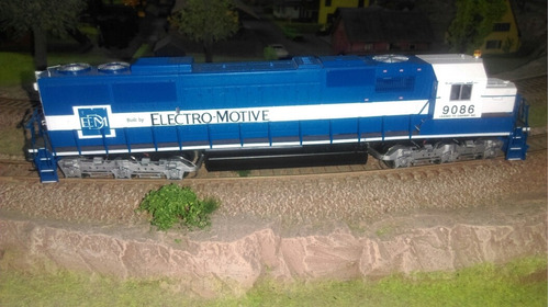 locomotora proto 2000 digital de fabrica ho