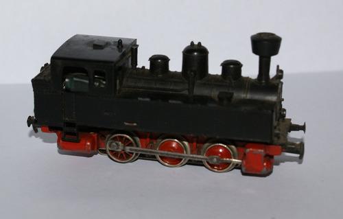 locomotora vapor marklin mod 3090