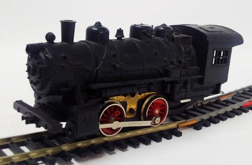 locomotora vapor sin tender - escala 1/87 h0 lima