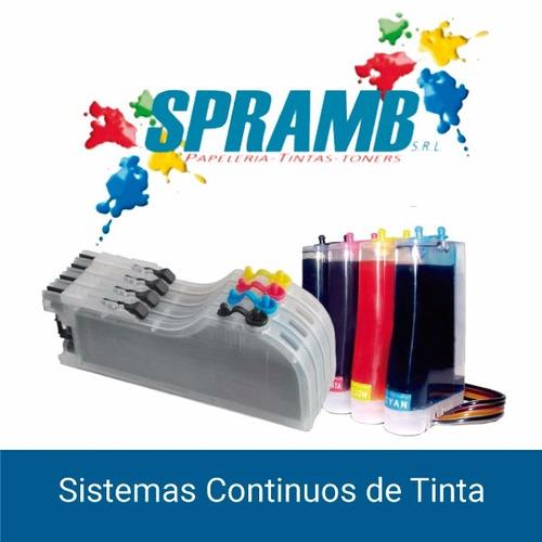 locuras de precios en impresoras con sistema de tintas