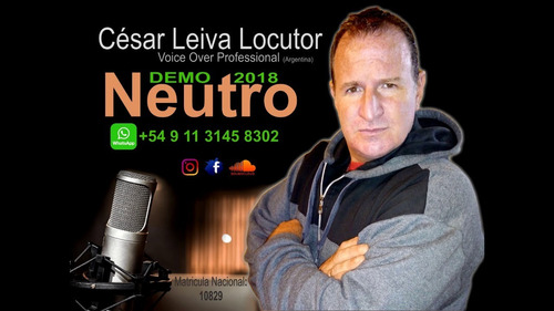 locutor comercial, preatendedores,eventos,radio,tv,redes