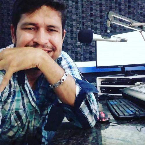 locutor e produtor de spots publicitários