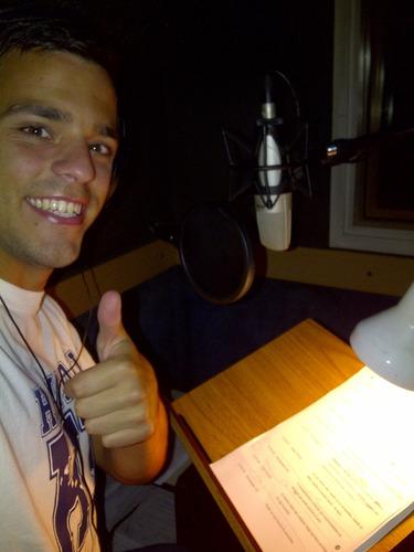 locutor iser estudio spot radio edición entrega inmediata!