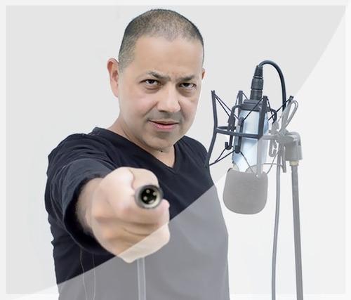locutor voz voice over ivr redes  radio tv spot grabación