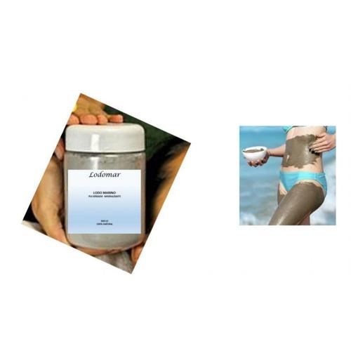 lodo marino para nutrir (lodoterapia)