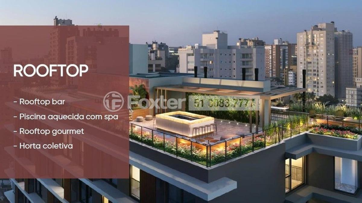 loft, 1 dormitórios, 24.25 m², auxiliadora - 195905