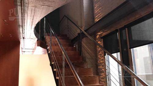 loft - a metros del puente de  puerto madero