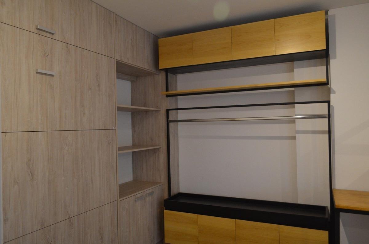 loft a reciclado 9 de julio y oroño equipado