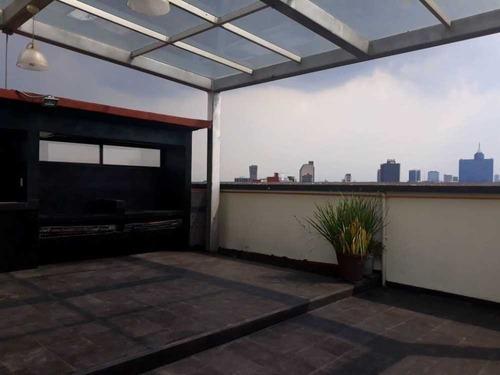 loft amueblado/condesa parque méxico