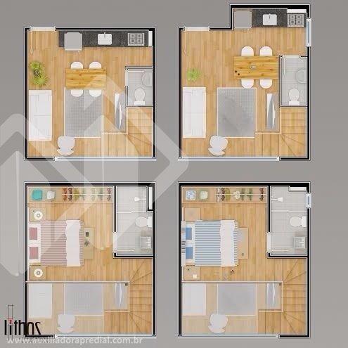 loft - centro - ref: 191300 - v-191300