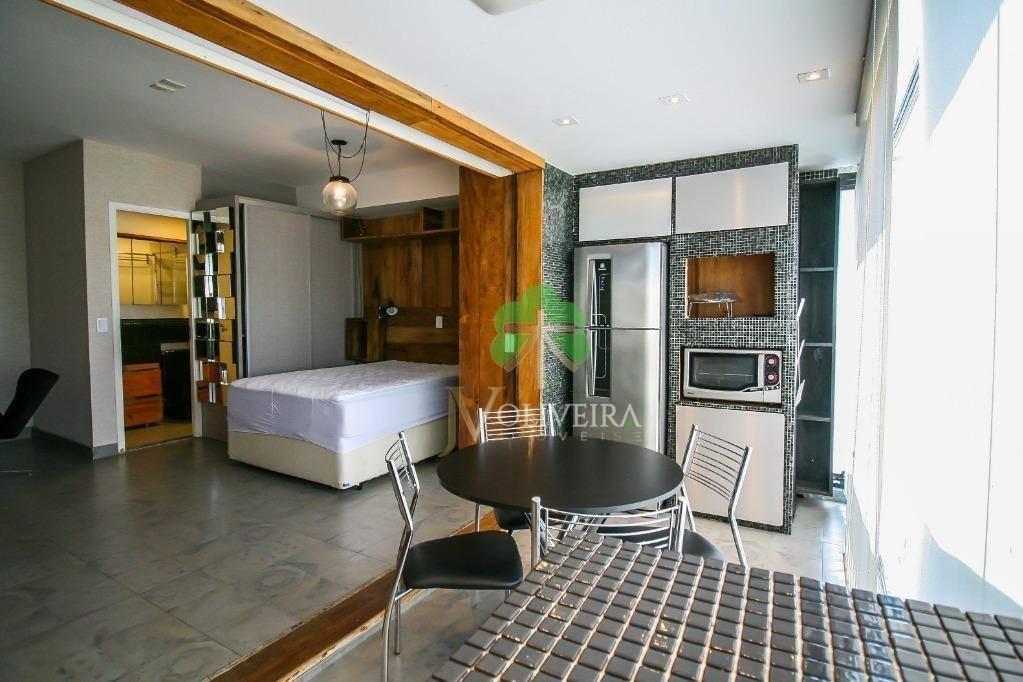 loft com 1 dormitório para alugar, 41 m² por r$ 2.550/mês - bela vista - são paulo/sp - lf0007