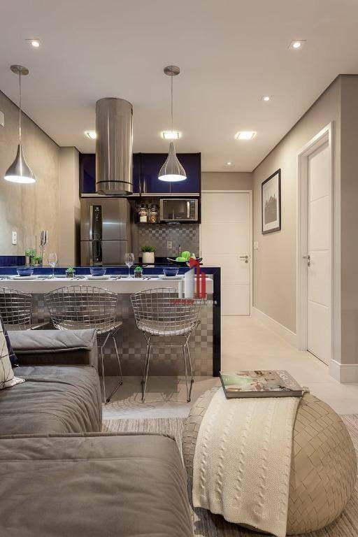 loft com 1 dormitório para alugar, 53 m² por r$ 3.500,10/mês - barra funda - são paulo/sp - lf0001