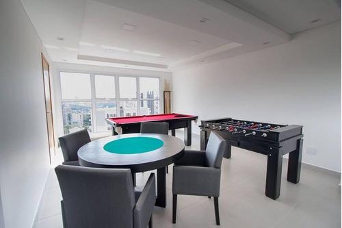 loft com 1 dormitório à venda, 51 m² - rudge ramos - são bernardo do campo/sp - lf0174