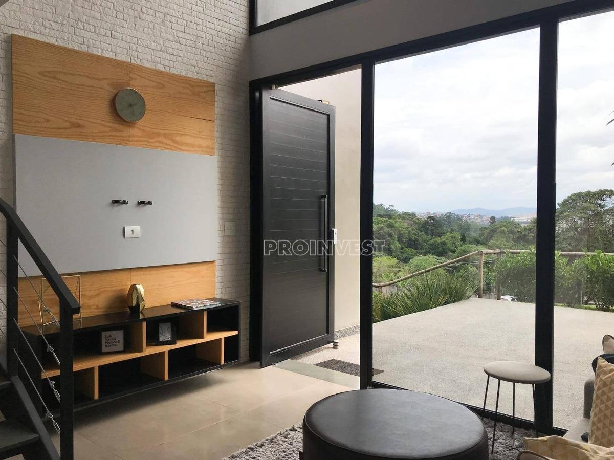 loft com 107m² à venda na granja viana - cotia/sp - lf0079