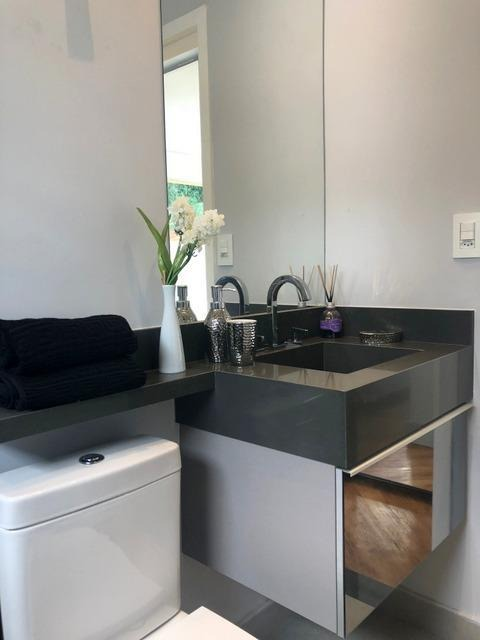 loft com 2 dormitório à venda, 107 m² por r$ 599.000 - granja viana - cotia/sp - lf0019