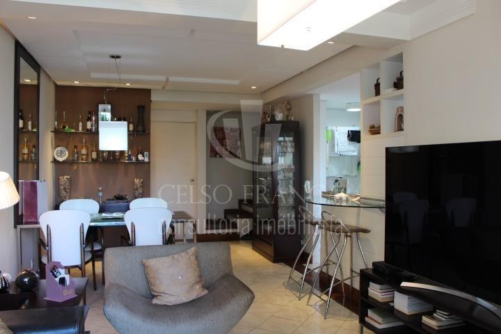 loft com 2 dormitórios para alugar, 65 m² por r$ 3.000/mês - cambuí - campinas/sp - lf0005