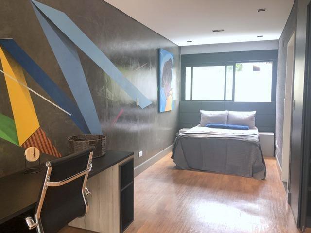 loft com 2 dormitórios suítes à venda, 124 m² por r$ 680.000 - granja viana - cotia/sp - lf0042