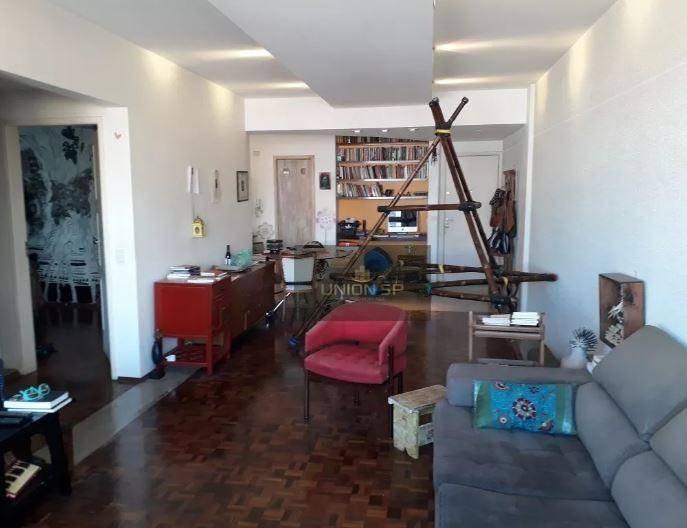 loft com 2 dormitórios à venda, 108 m² por r$ 550.000 - cambuci - são paulo/sp - lf0018