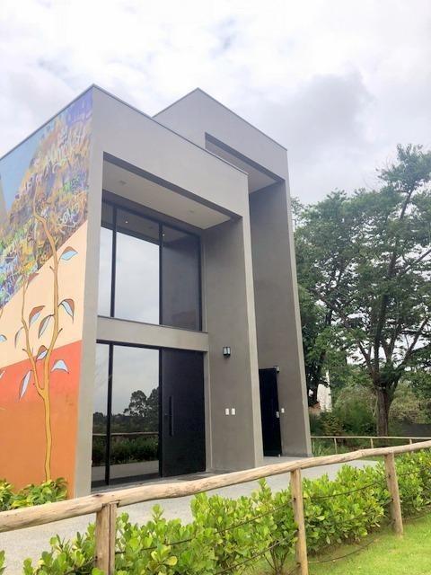 loft com 2 dormitórios à venda, 124 m² por r$ 680.000 - granja viana - cotia/sp - lf0050
