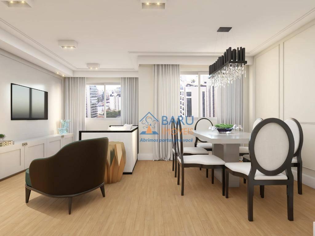 loft com 2 dormitórios à venda, 79 m² por r$ 1.345.000 - vila nova conceição - são paulo/sp - lf0028