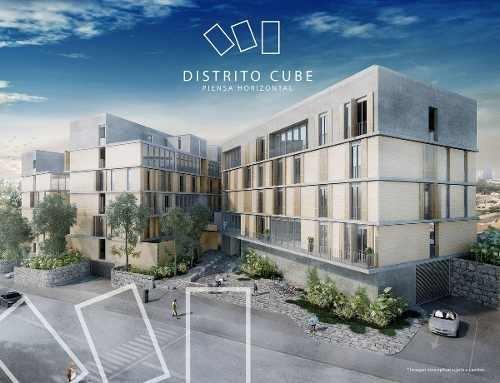 loft cube en distrito cube para venta
