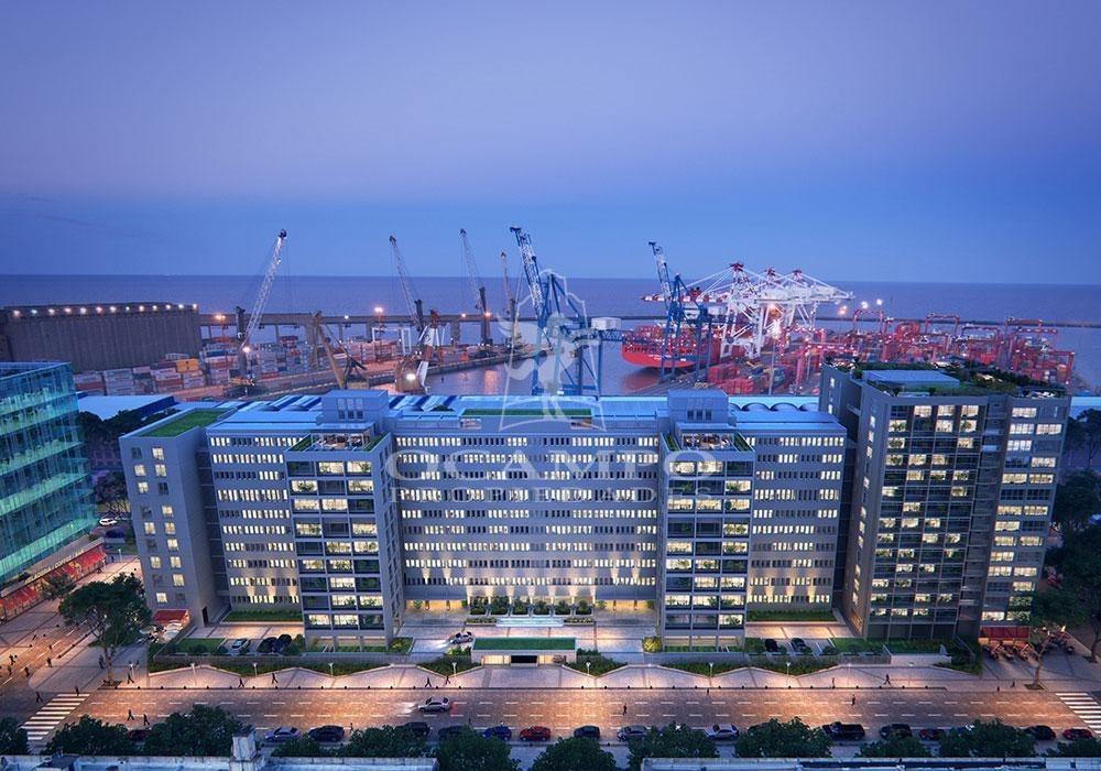 loft de 1 ambiente en puerto retiro