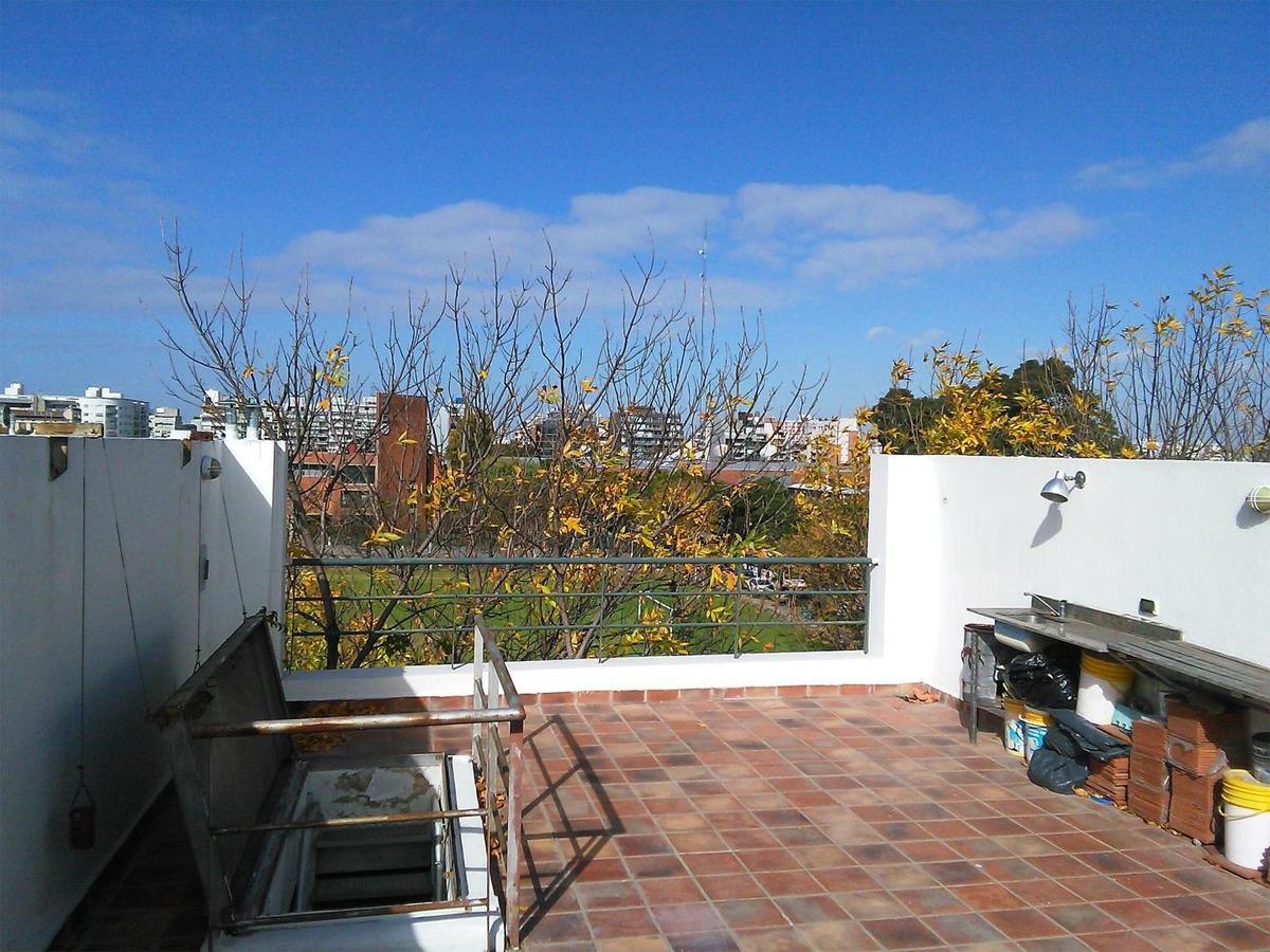 loft  dos ambient. terraza y guarda autos cub. excel. zona
