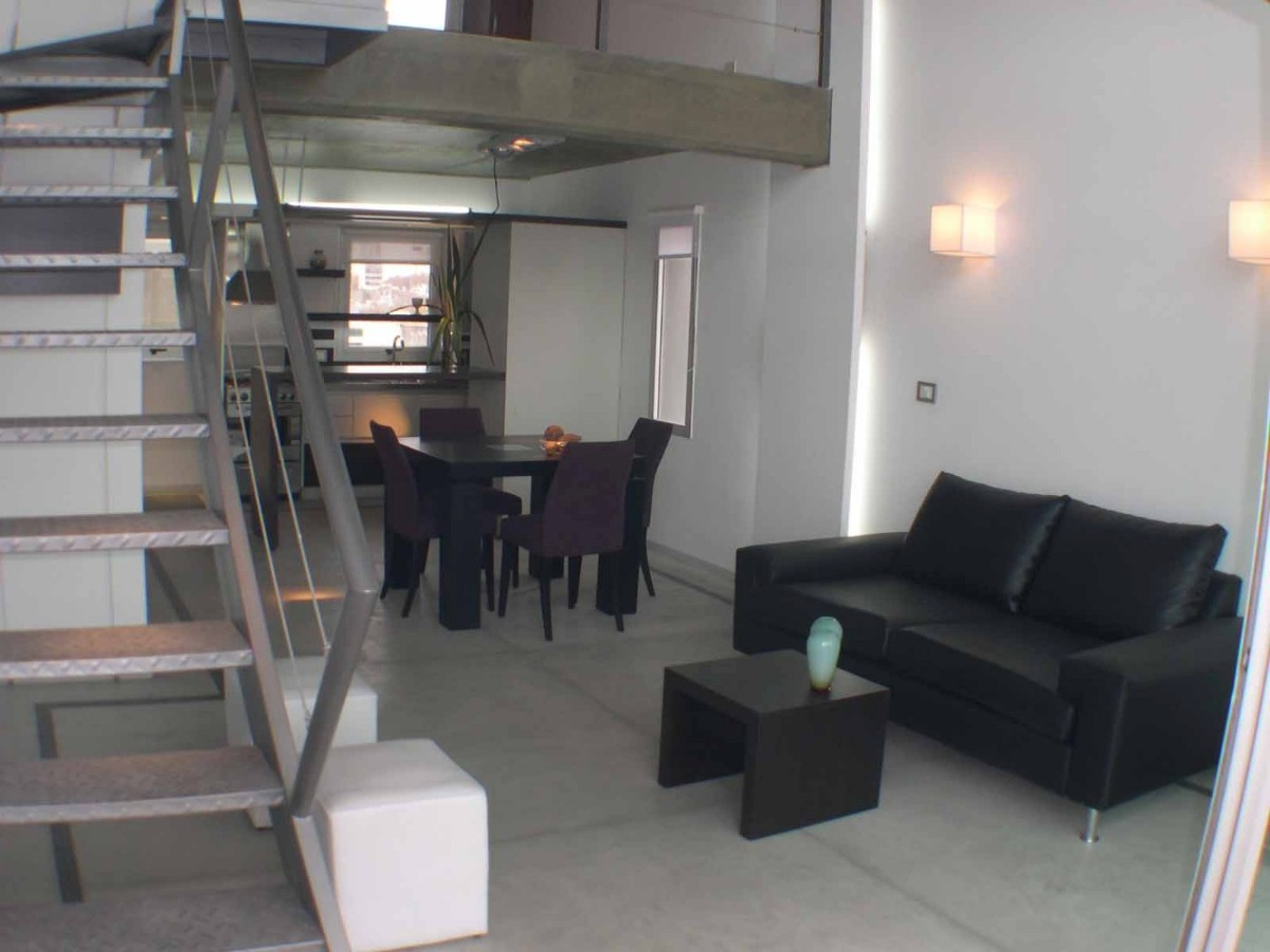 loft  duplex  palermo hollywood amoblado alquiler temporario