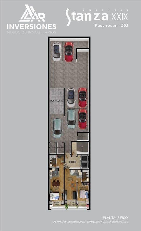 loft en excelente zona - cercana a universidades y sanatorios - muy amplio